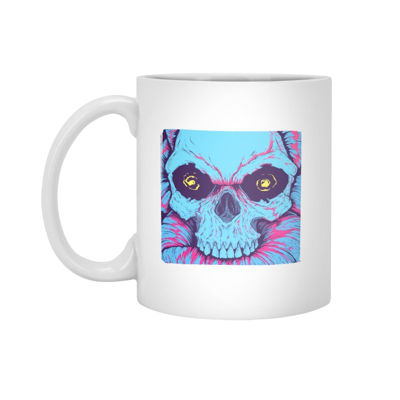 Skull Variations 2018.1 Accessories Mug by Good Times for the End of Days
