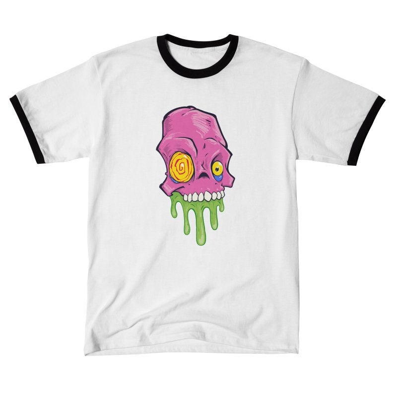 Skull Variations 2021-1 Men's T-Shirt by Good Times for the End of Days