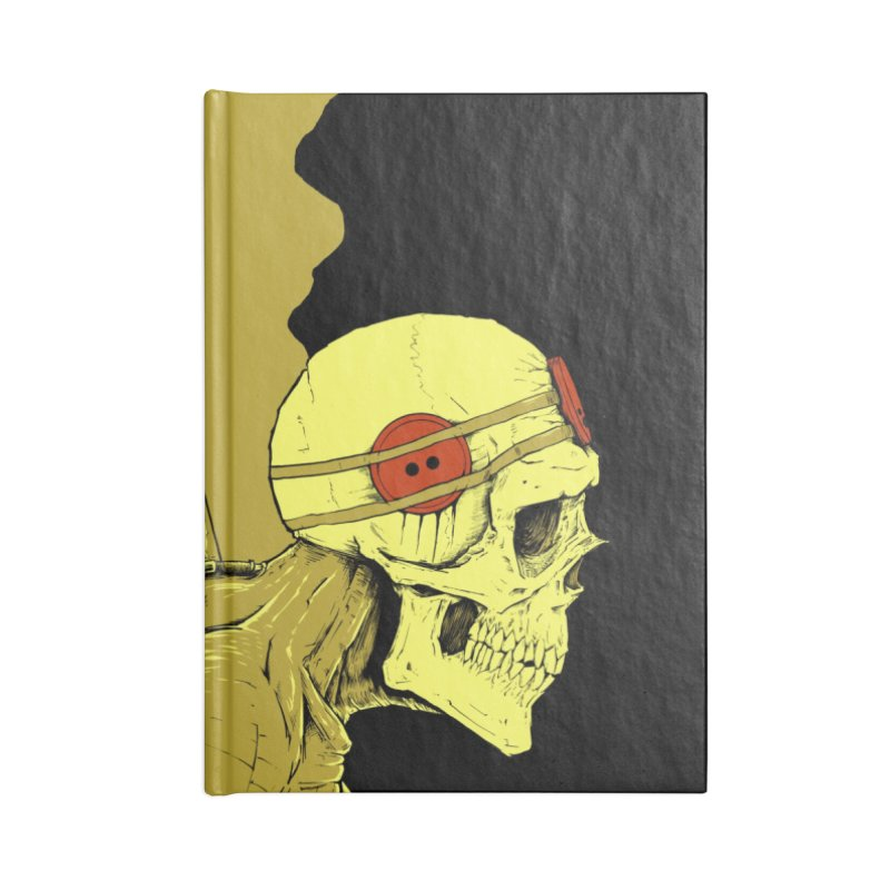 The Sleepwalker Accessories Notebook by Good Times for the End of Days