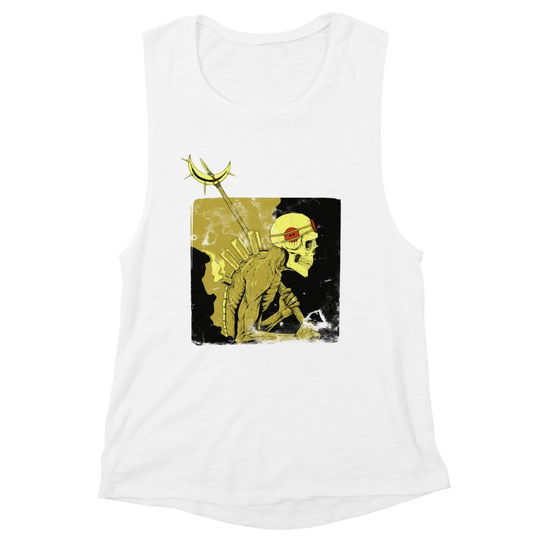 The Sleepwalker Women's Tank by Good Times for the End of Days