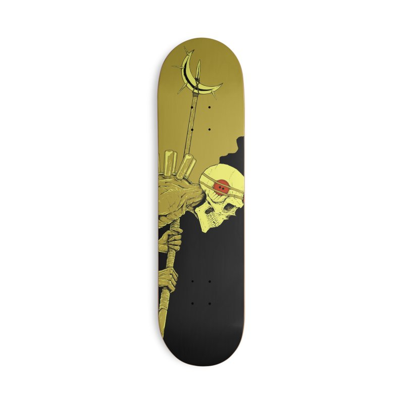 The Sleepwalker Accessories Skateboard by Good Times for the End of Days