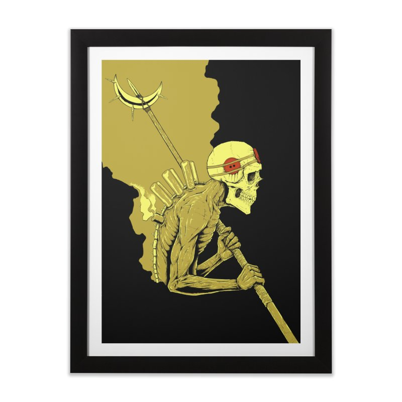 The Sleepwalker Home Framed Fine Art Print by Good Times for the End of Days