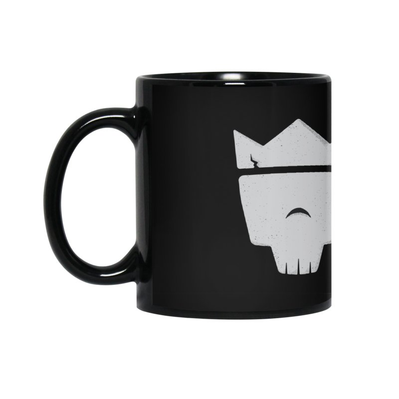 Rule the Night Accessories Mug by Good Times for the End of Days