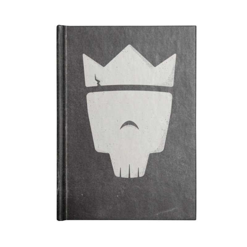 Rule the Night Accessories Notebook by Good Times for the End of Days