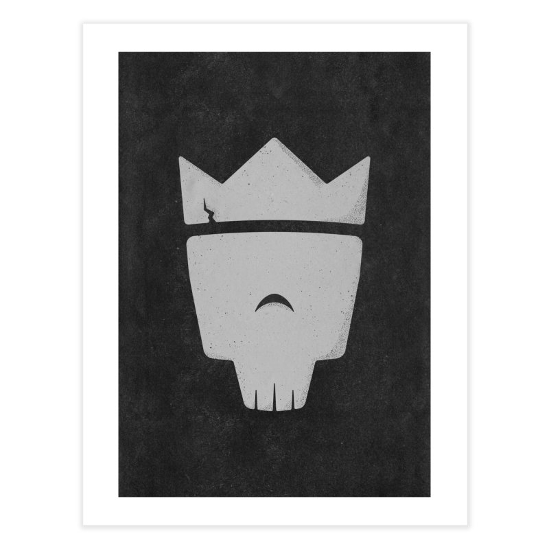Rule the Night Home Fine Art Print by Good Times for the End of Days