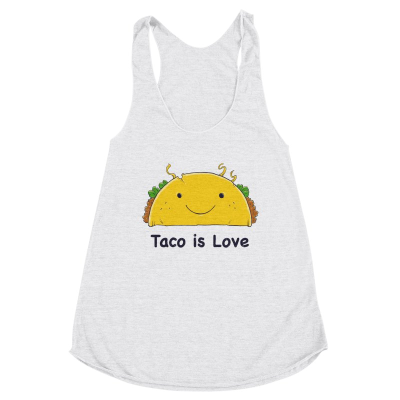 The Teachings of Taco 1 Women's Tank by Good Times for the End of Days