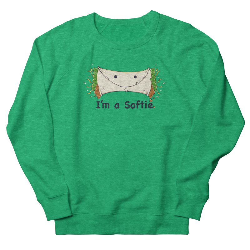 Big Softie Women's Sweatshirt by Good Times for the End of Days