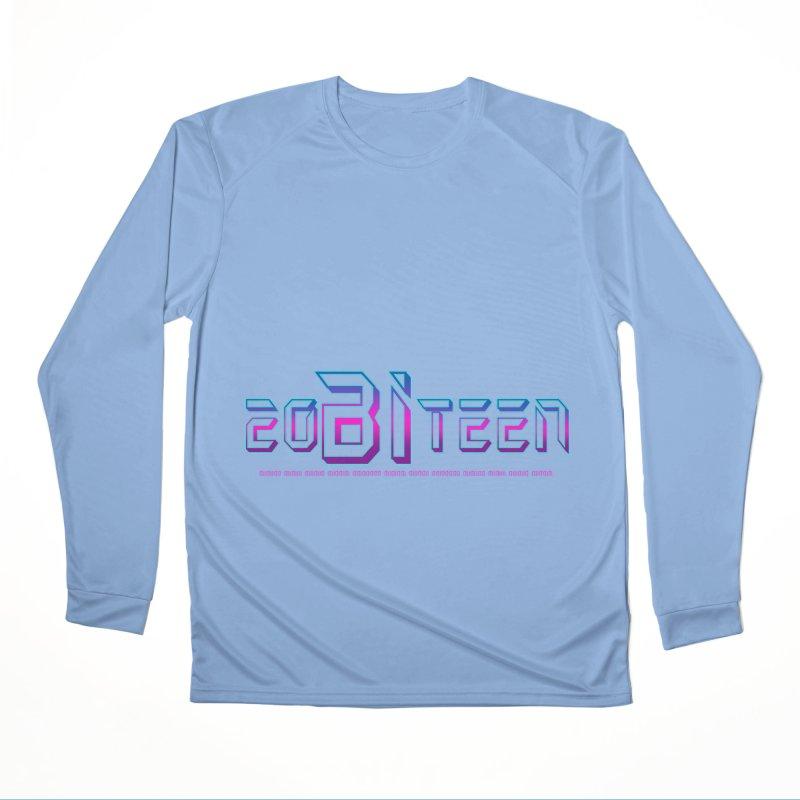 20BiTeen Women's Performance Unisex Longsleeve T-Shirt by Good Trouble Makers