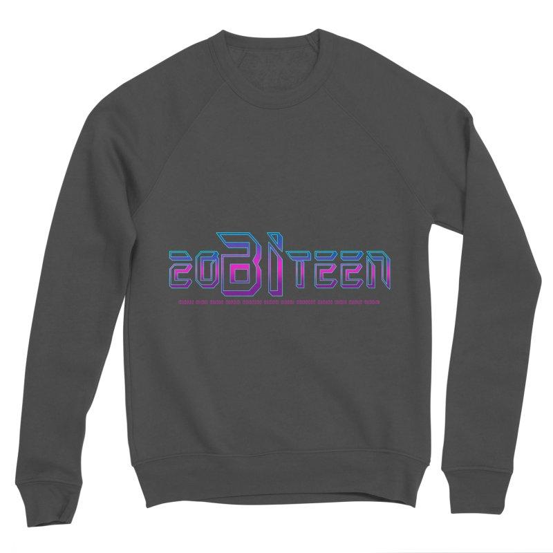 20BiTeen Men's Sponge Fleece Sweatshirt by Good Trouble Makers