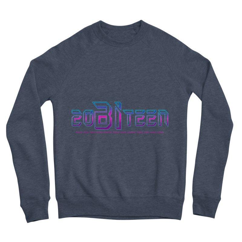 20BiTeen Women's Sponge Fleece Sweatshirt by Good Trouble Makers