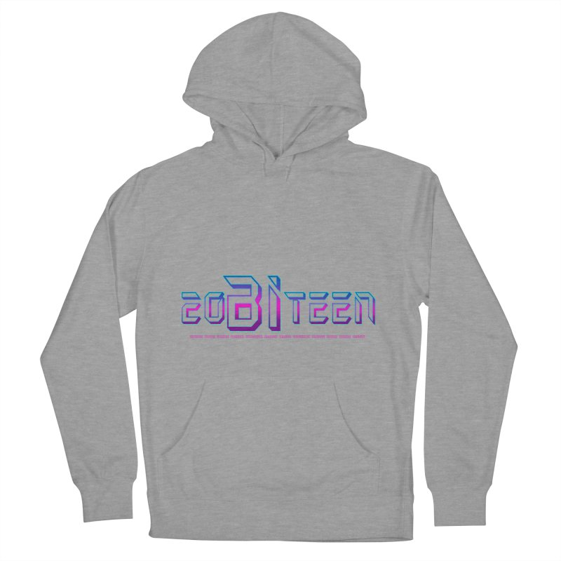 20BiTeen Women's French Terry Pullover Hoody by Good Trouble Makers