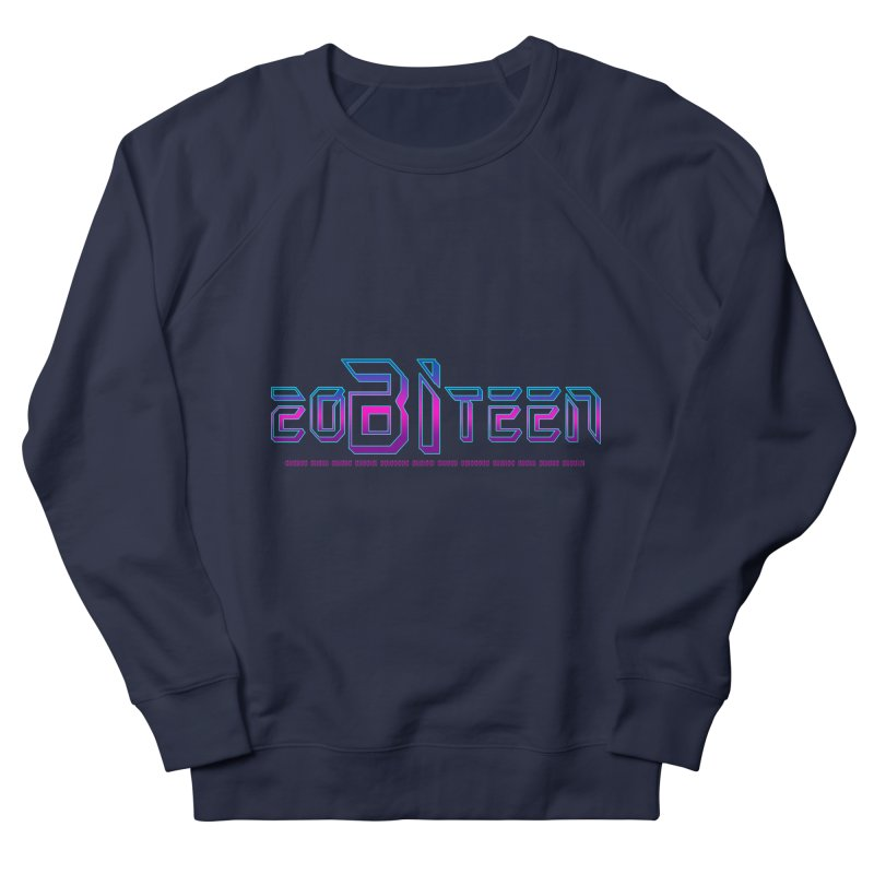 20BiTeen Women's French Terry Sweatshirt by Good Trouble Makers