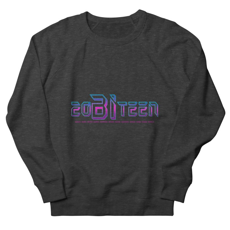 20BiTeen Men's French Terry Sweatshirt by Good Trouble Makers