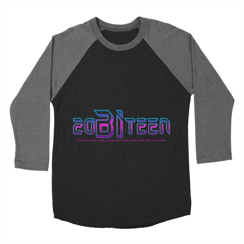 20BiTeen Men's Baseball Triblend Longsleeve T-Shirt by Good Trouble Makers
