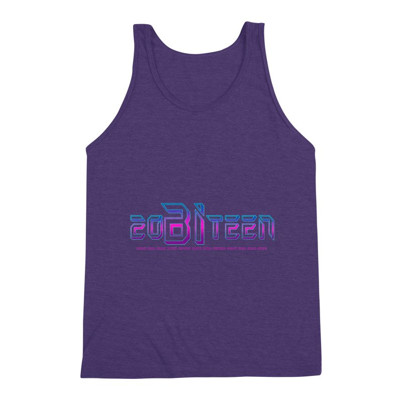20BiTeen Men's Triblend Tank by Good Trouble Makers