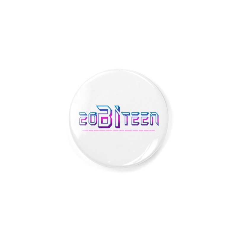 20BiTeen Accessories Button by Good Trouble Makers