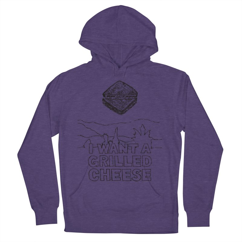 Mulder's Muenster Munchies Women's Pullover Hoody by Bud Made