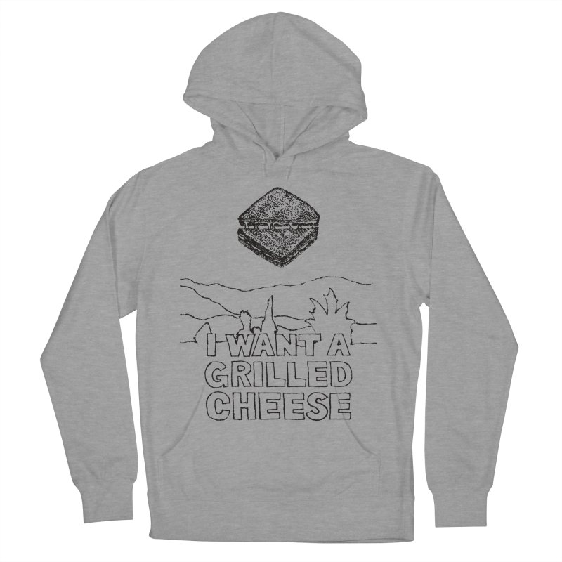 Mulder's Muenster Munchies Men's Pullover Hoody by Bud Made