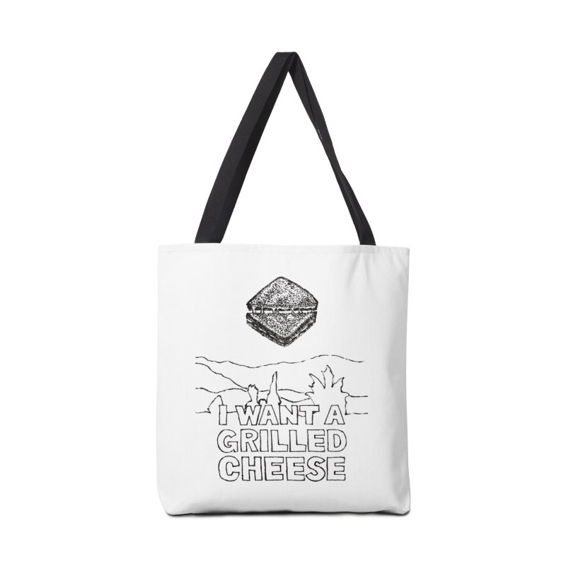 Mulder's Muenster Munchies Accessories Tote Bag Bag by Bud Made