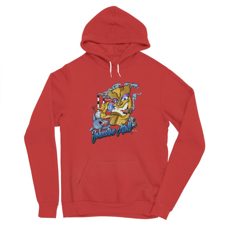 Johnston Island Men's Pullover Hoody by goofyink's Artist Shop