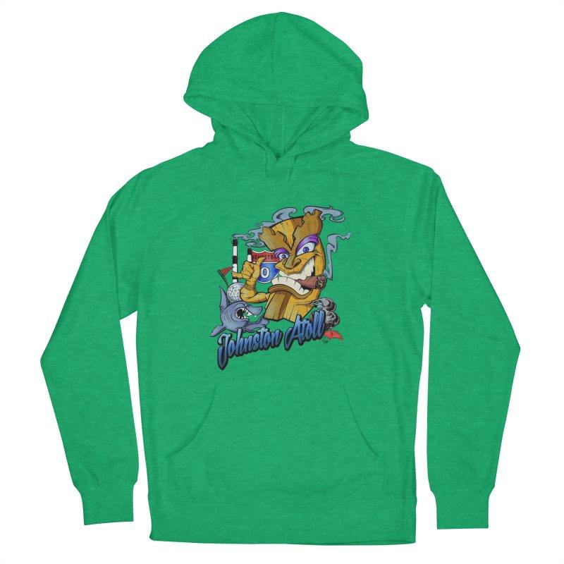 Johnston Island Women's Pullover Hoody by goofyink's Artist Shop