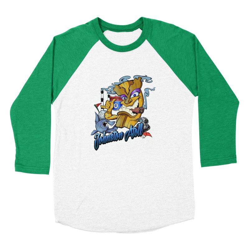 Johnston Island Women's Longsleeve T-Shirt by goofyink's Artist Shop