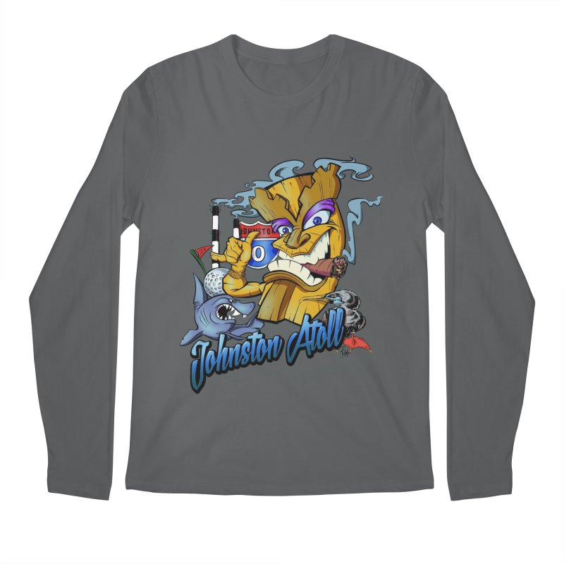 Johnston Island Men's Longsleeve T-Shirt by goofyink's Artist Shop