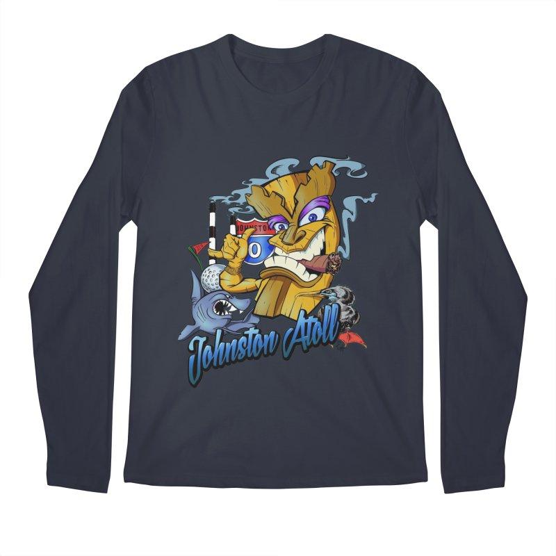 Johnston Island Men's Regular Longsleeve T-Shirt by goofyink's Artist Shop