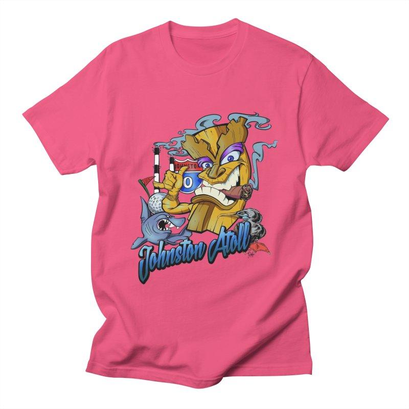 Johnston Island Women's Regular Unisex T-Shirt by goofyink's Artist Shop