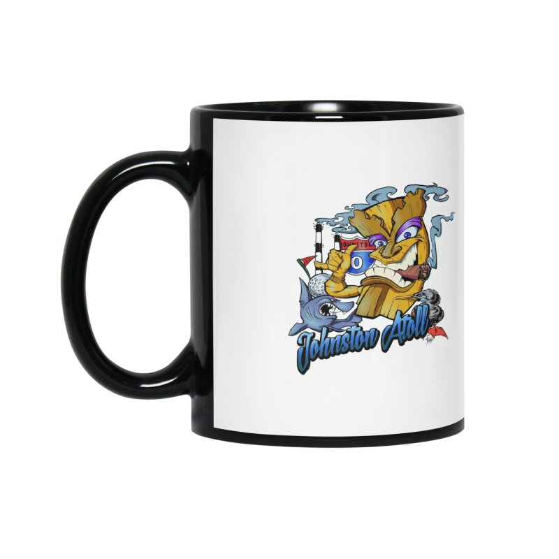 Johnston Island Accessories Mug by goofyink's Artist Shop