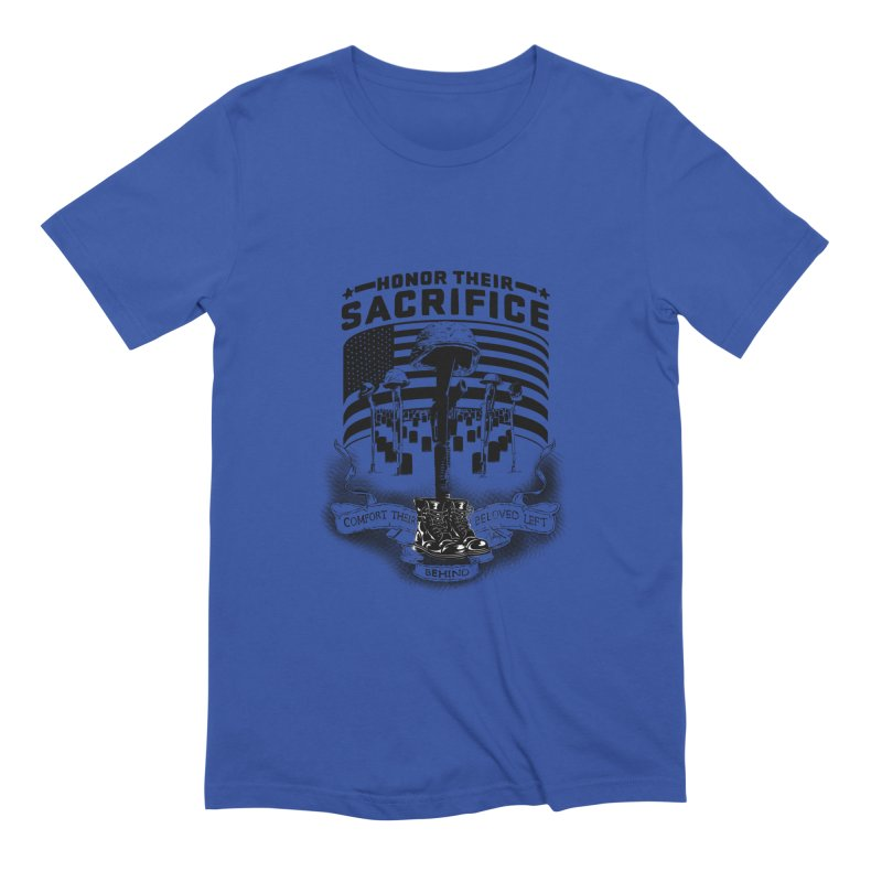 Sacrifice Men's T-Shirt by goofyink's Artist Shop