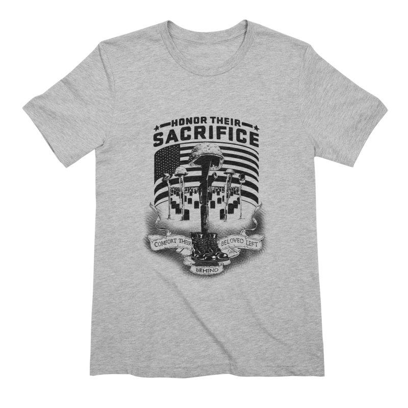 Sacrifice Men's T-Shirt by goofyink's Artist Shop