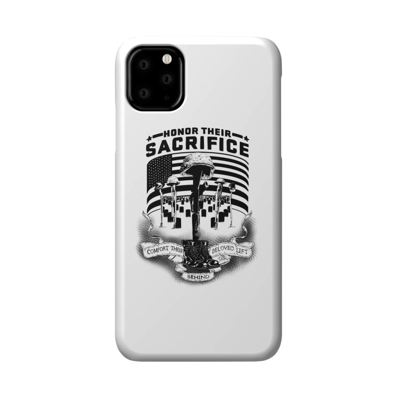 Sacrifice Accessories Phone Case by goofyink's Artist Shop