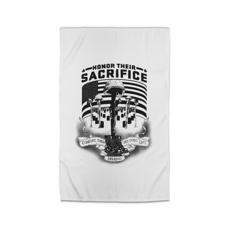 Sacrifice Home Rug by goofyink's Artist Shop