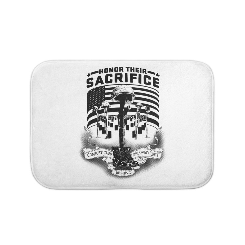 Sacrifice Home Bath Mat by goofyink's Artist Shop