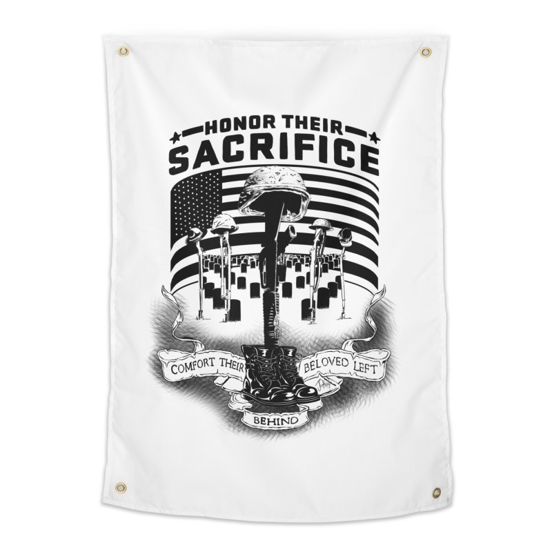 Sacrifice Home Tapestry by goofyink's Artist Shop