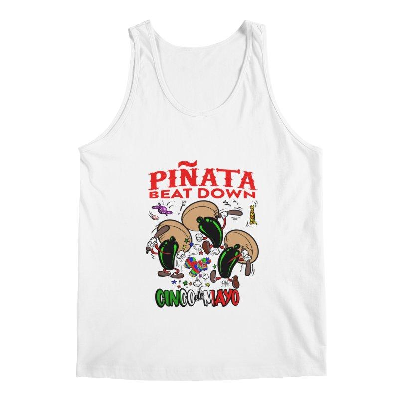 Pinata Beat Down Men's Tank by goofyink's Artist Shop