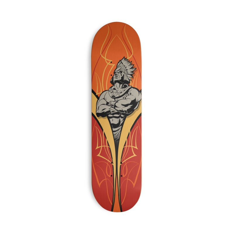 Big Chief Accessories Skateboard by goofyink's Artist Shop