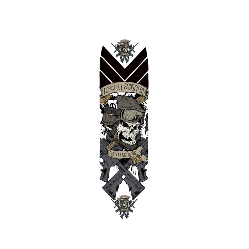 Sacrifice Accessories Skateboard by goofyink's Artist Shop