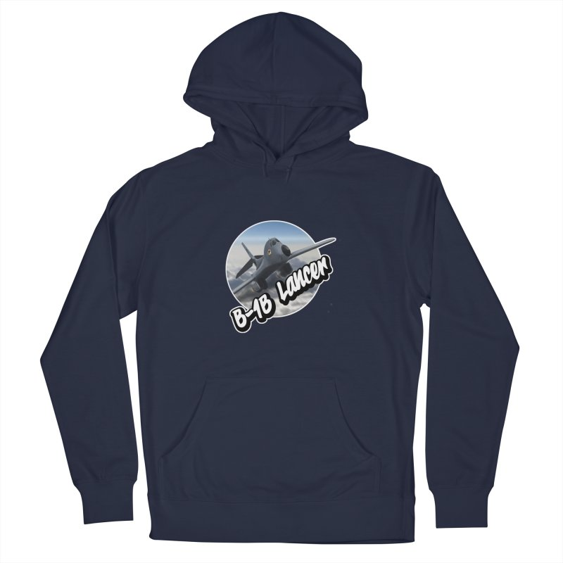 B1B Lancer Men's Pullover Hoody by goofyink's Artist Shop