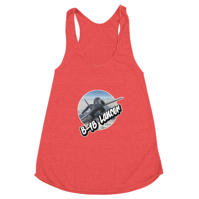 B1B Lancer Women's Tank by goofyink's Artist Shop