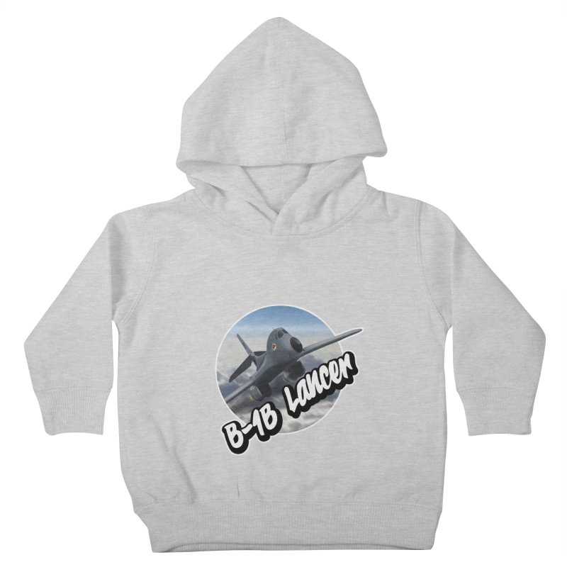 B1B Lancer Kids Toddler Pullover Hoody by goofyink's Artist Shop