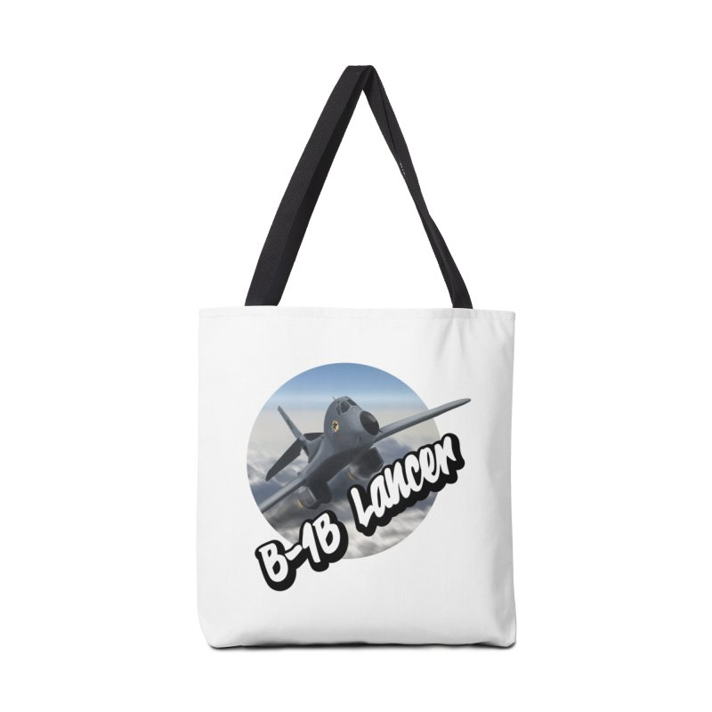 B1B Lancer Accessories Tote Bag Bag by goofyink's Artist Shop