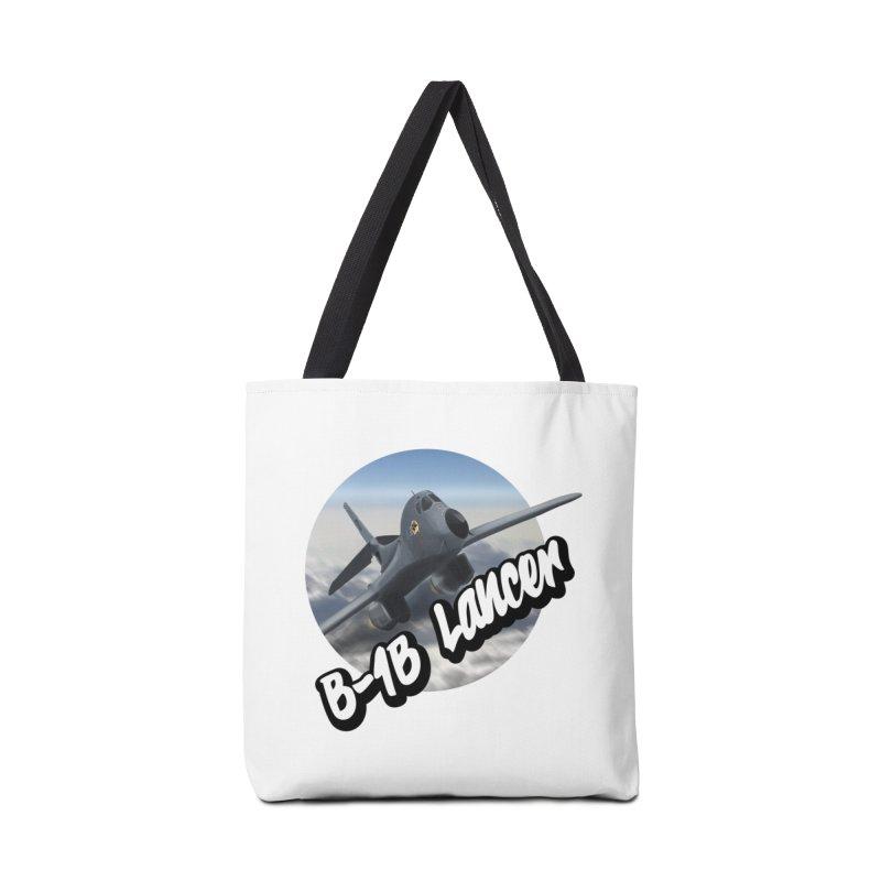 B1B Lancer Accessories Bag by goofyink's Artist Shop