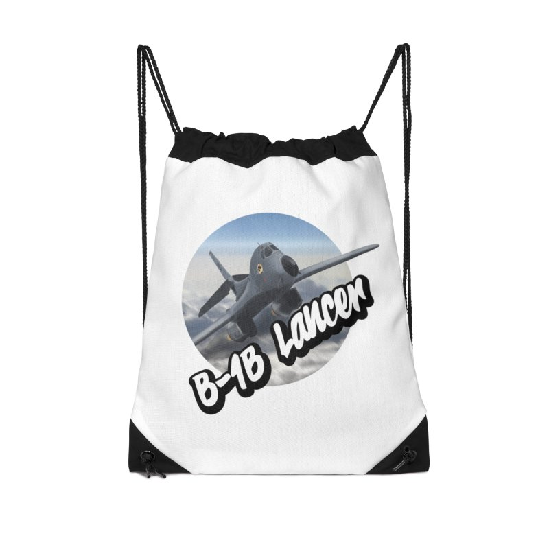 B1B Lancer Accessories Bag by goofyink's Artist Shop