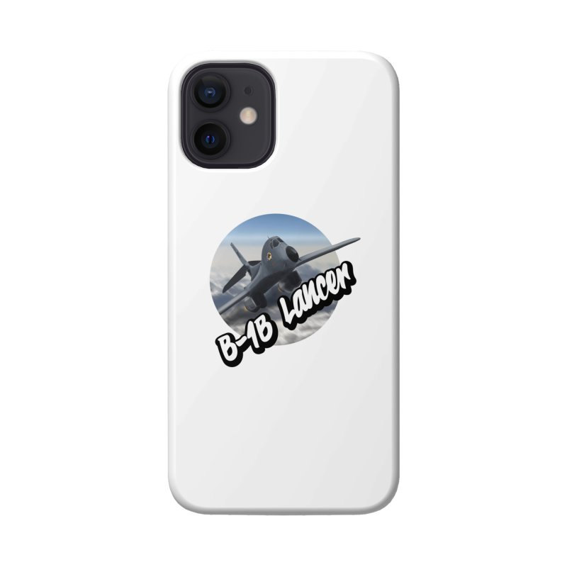 B1B Lancer Accessories Phone Case by goofyink's Artist Shop