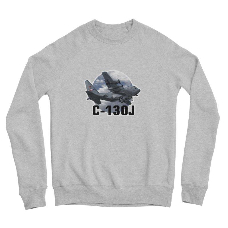 C130 Men's Sponge Fleece Sweatshirt by goofyink's Artist Shop