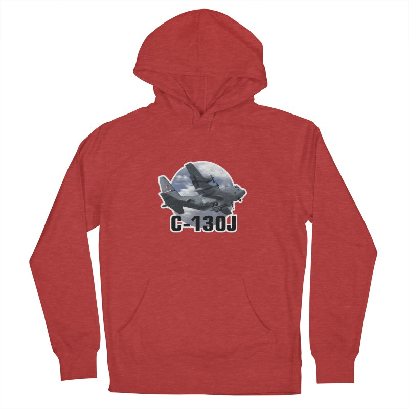 C130 Men's French Terry Pullover Hoody by goofyink's Artist Shop
