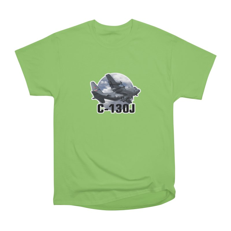 C130 Women's Heavyweight Unisex T-Shirt by goofyink's Artist Shop
