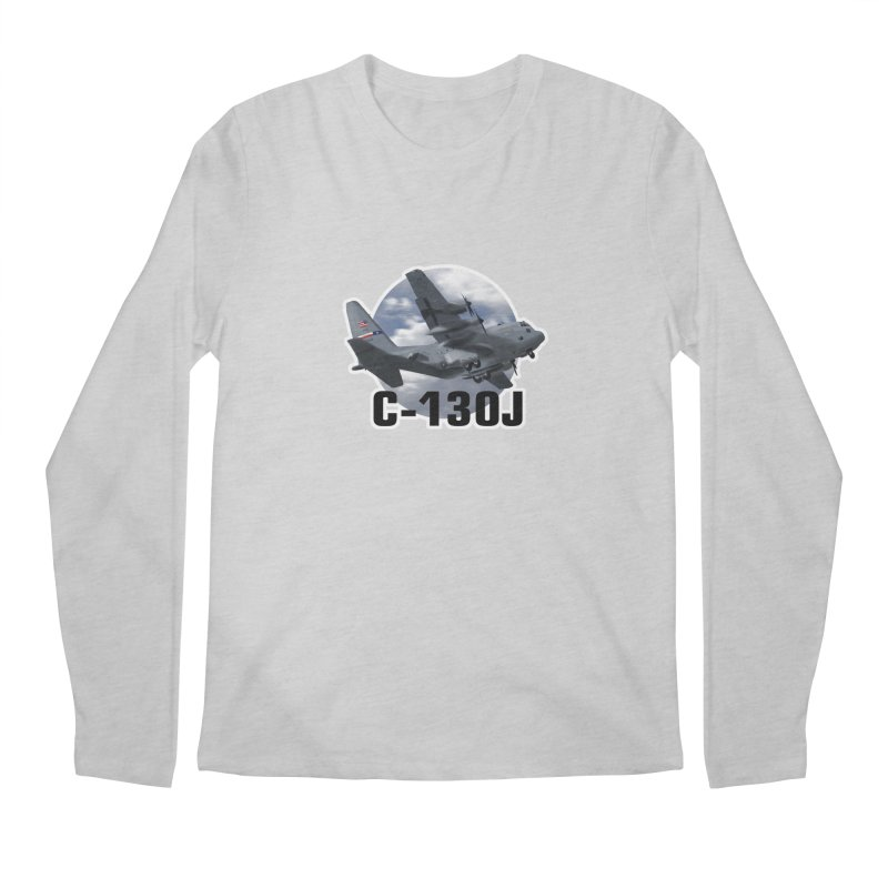 C130 Men's Longsleeve T-Shirt by goofyink's Artist Shop